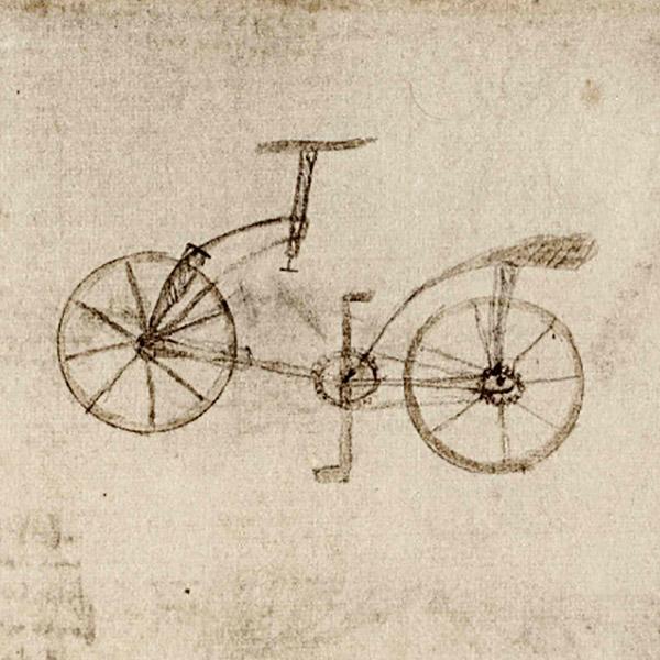 Leonardo's Bicycle