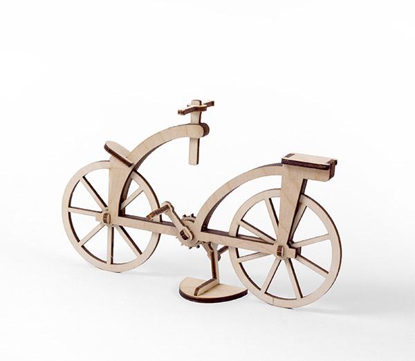 Bicicletta Leonardiana Leonardo Da Vinci