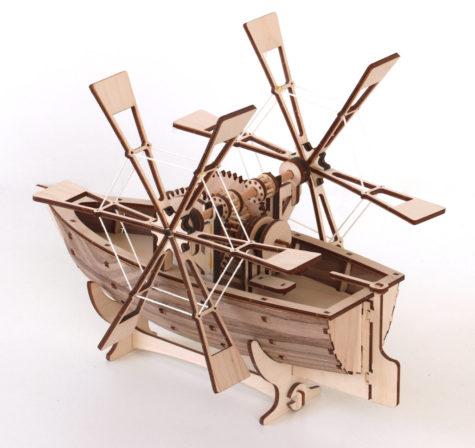 Leonardo Paddle Boat